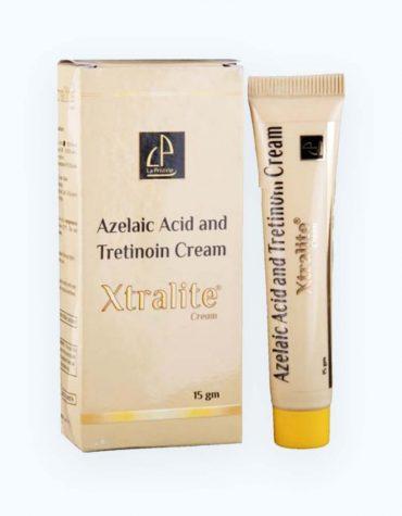 Xtralite Cream - Azelaic Acid & Tretinoin