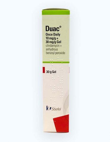 Duac Gel 15gm - 5% Benzoyl peroxide