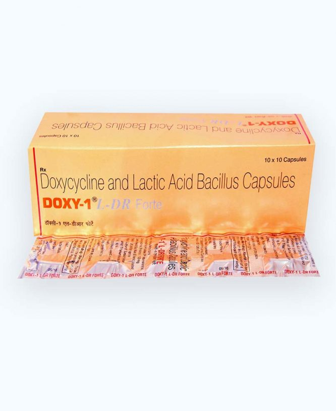 Doxycycline 100mg